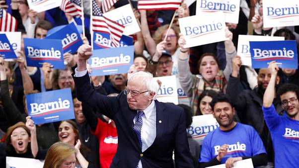 Bernie Sanders vence no New Hampshire