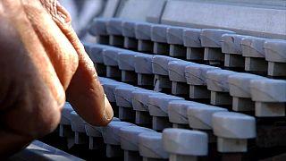 آلات الرقن في المغرب تصمد أمام التكنولوجيات الحديثة.