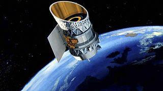 قمر صناعي أمريكي للإتصالات/ صورة توضيحية
