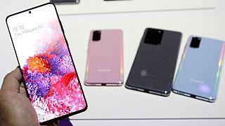 سامسونگ گوشی همراه جدید گلکسی S20 را به بازار فرستاد