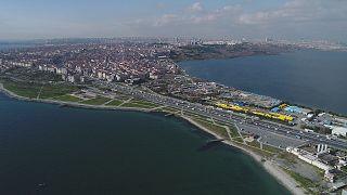 Kanal İstanbul Projesi'nin sahadaki son sondaj çalışması