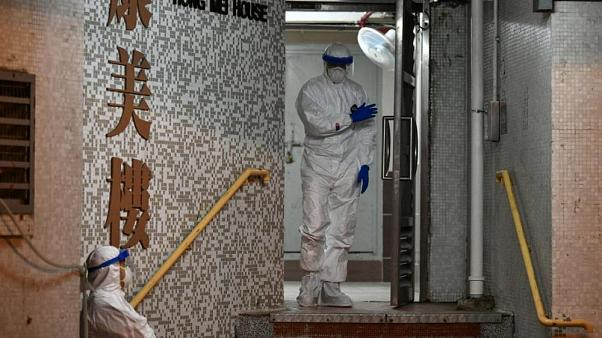 Coronavirus: US State Dept. authorises Hong Kong consular staff to leave city