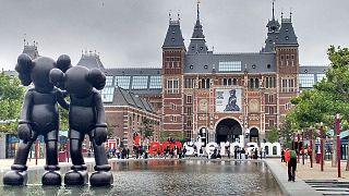In Amsterdam und Kerkrade gingen Briefbomben hoch