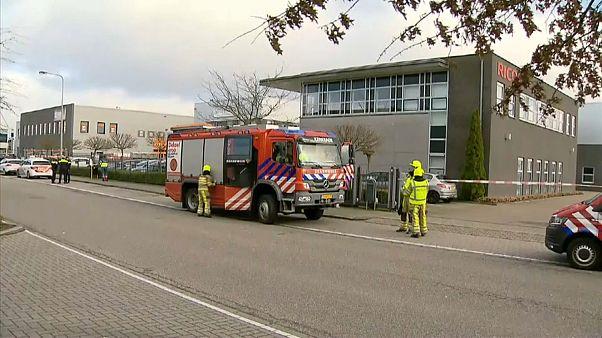 В почтовых отделениях Амстердама и Керкраде прогремели два взрыва