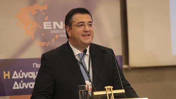 Ο Απ. Τζιτζικώστας πρόεδρος της Ευρωπαϊκής Επιτροπής των Περιφερειών