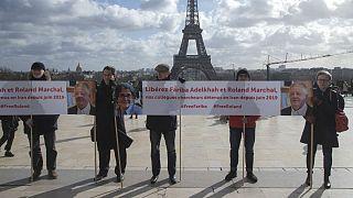 سعید دهقان: فریبا عادلخواه اعتصاب غذایش را شکست