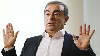 Nissan Lübnan'a kaçan eski Nissan Üst Yöneticisi Carlos Ghosn'a tazminat davası açtı