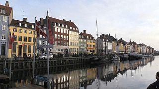 العاصمة الدنماركية كوبنهاغن