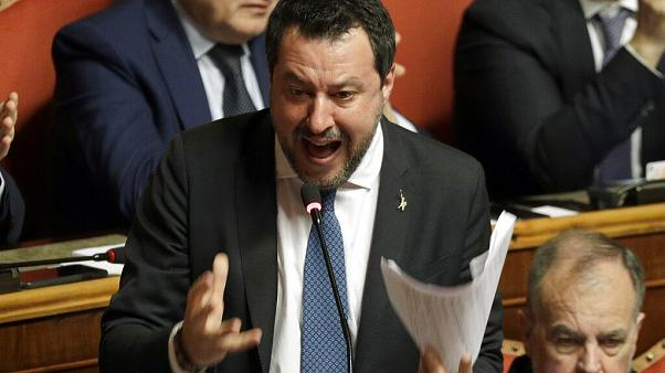 Italy`s ex-minister Salvini to face trial in migrant detention case