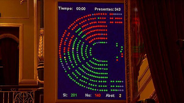 El Congreso de los Diputados aprueba la tramitación de la ley de eutanasia en España