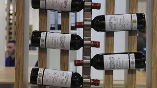 ABD'nin ek vergisiyle zarara uğrayan Fransız şarap üreticileri 300 milyon euro tazminat talep etti