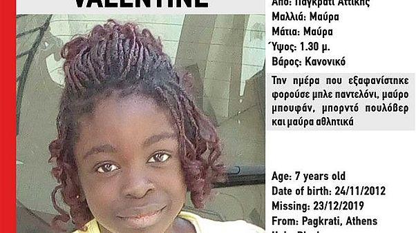 Εντοπίστηκε στη Γαλλία η 7χρονη που είχε εξαφανιστεί από το Παγκράτι