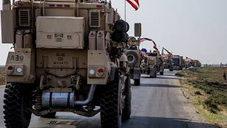سربازان آمریکایی با «شبهنظامیان» در نزدیکی قامشلی درگیر شدند