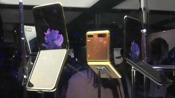 A Samsung még mindig az összehajtható okostelefonokban látja a jövőt