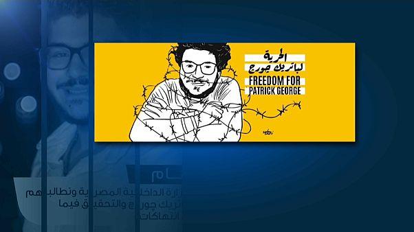 En Égypte, un jeune militant des droits de l'Homme arrêté