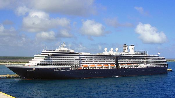 Thailand turns away stranded MS Westerdam cruise ship amid coronavirus fears
