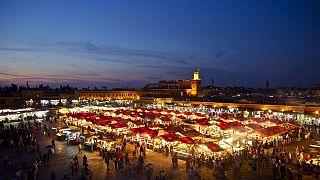 مراكش المغربية
