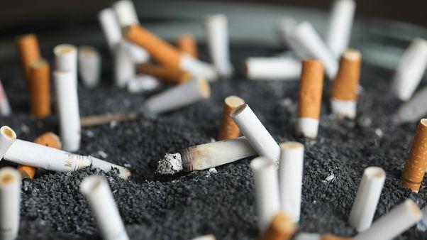 İrlanda mentolllü sigara ve sarma tütünü 20 Mayıs'tan itibaren yasaklıyor