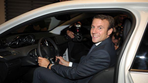 ماكرون سيحصل على سيارة مدرعة جديدة بمحرك هجين لمحاربة تغير المناخ