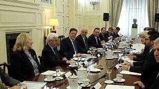 Δένδιας: Ομοψυχία και υπευθυνότητα στο Συμβούλιο Εξωτερικής Πολιτικής