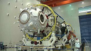 """شاهد: الصين تستعد لإطلاق الصاروخ """"لونغ مارتش 5بي"""" خلال أسابيع"""