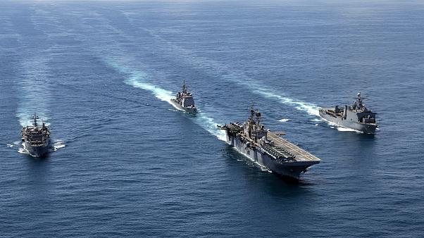 ناو هواپیمابر یواساس باتان آمریکا