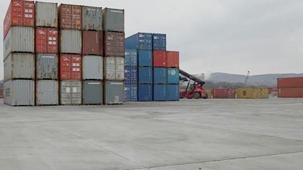 Illegális olasz szemétszállítmányokat küld vissza Bulgária