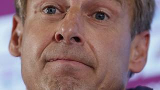 Herthas zurückgetretener Trainer Jürgen Klinsmann