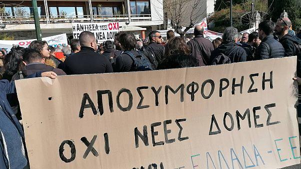 Μεταναστευτικό: Οξύνονται οι αντιδράσεις για τις κυβερνητικές αποφάσεις - Συλλαλητήριο στην Αθήνα