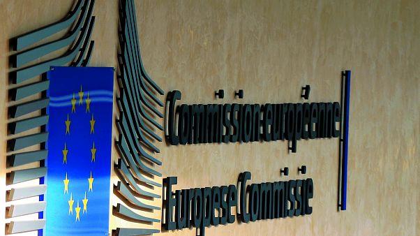 Brüksel'deki Avrupa Birliği Komisyonu binası