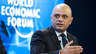 UK finance minister Sajid Javid resigns amid UK government reshuffle