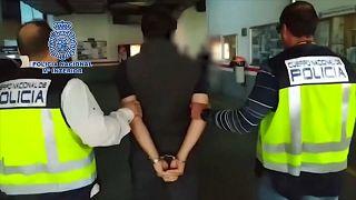 Emilio Lozoya tras su detención