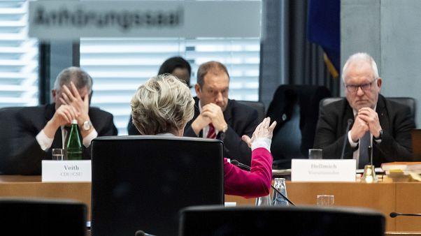 En Allemagne, Ursula von der Leyen entendue par une commission d'enquête