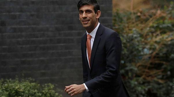 ریشی سوناک جای ساجد جاوید را در وزارت دارایی بریتانیا گرفت