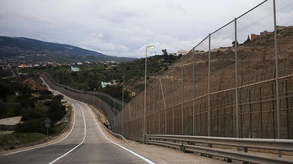 Valla de Melilla, archivo