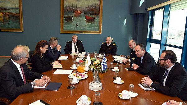 Στο επίκεντρο ακτοπλοϊκή σύνδεση Ελλάδας-Κύπρου