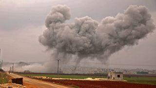 مقتل سبعة من الجيش السوري والحرس الثوري الإيراني بغارة إسرائيلية فوق دمشق