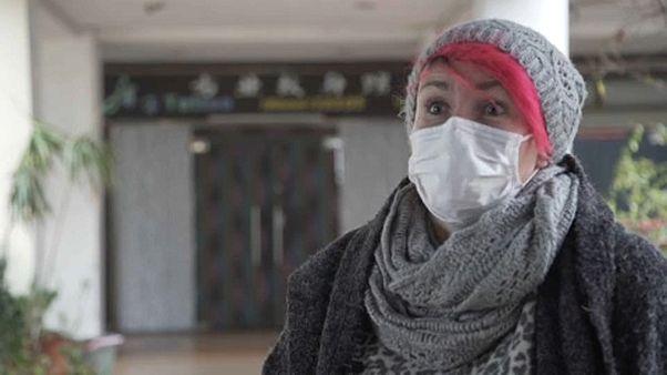 """""""Wie ausgestorben"""": So ist das Leben in chinesischen Corona-Gebieten"""