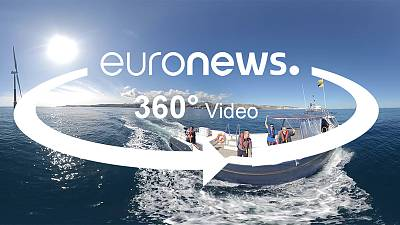 360 Video: Putting marine resources on the map