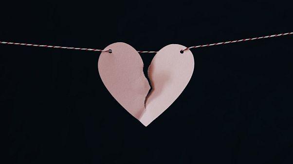 Saint-Valentin : les Européens divorcent trois fois plus qu'en 1960