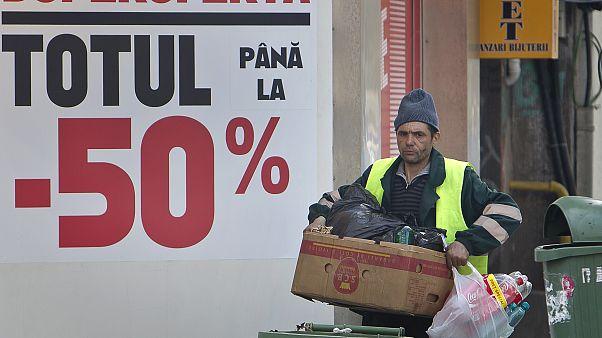 Румыния не справляется с мусором и отходами