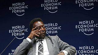 Pelé: koromhoz képest jól vagyok
