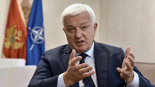 Ο απερχόμενος πρωθυπουργός του Μαυροβουνίου, Ντούσκο Μάρκοβιτς
