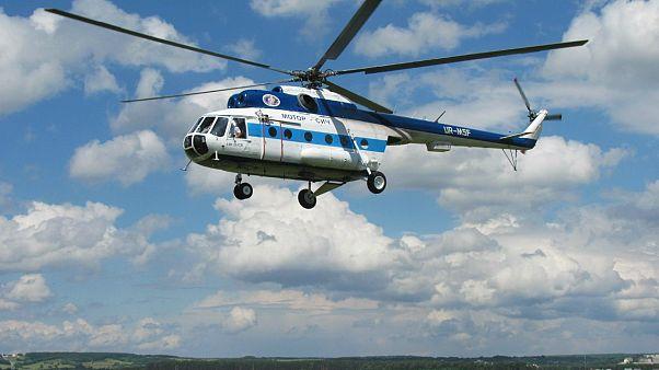 Два человека погибли при жёсткой посадке Ми-8 на Ямале