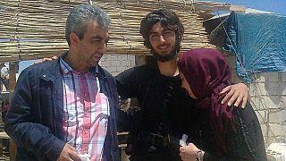 Osman und Gülay mit ihrem Sohn Burak