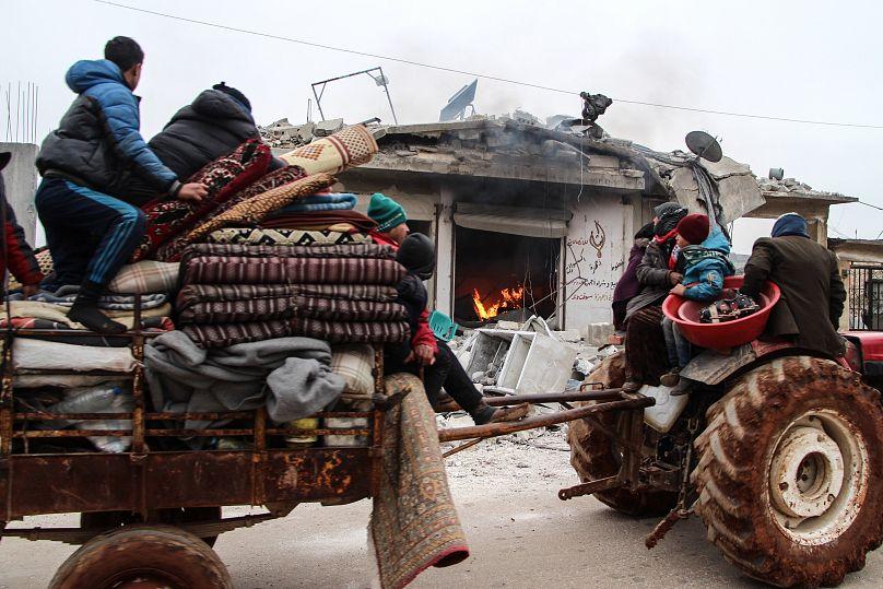 Ibrahim YASOUF / AFP