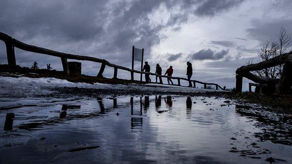 Sturm Sabine forderte in Europa mehrere Tote und Verletzte