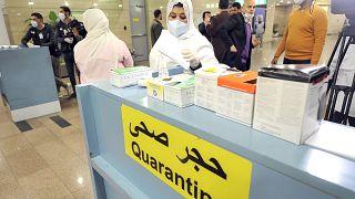 مصر تعلن أول حالة إصابة بفيروس كورونا الجديد