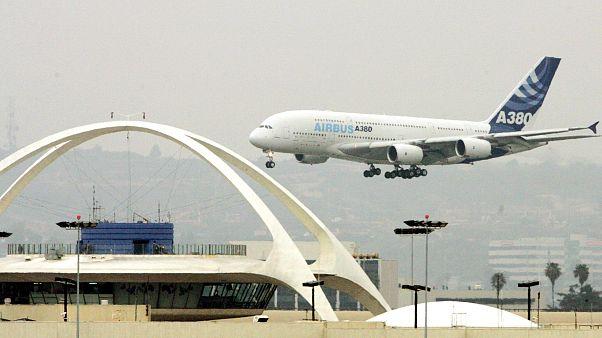 U.S. decision to raise tariffs on European Union planes escalates trade tensions: Airbus