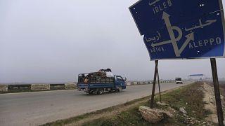Suriye'deki M5 karayolu